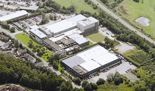 Actavis's manufacturing site in Barnstaple